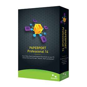 Nuance PaperPort Professional 14 Eng