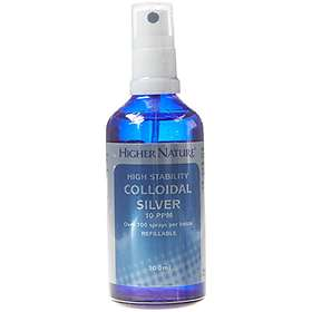 Higher Nature High Stability Active Silver 100ml