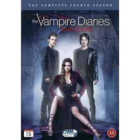 The Vampire Diaries - Säsong 4