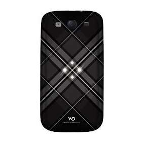 White Diamonds Grid for Samsung Galaxy S III