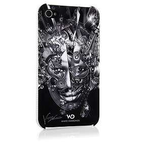White Diamonds The Mechanist for iPhone 4/4S