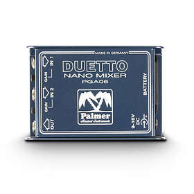 Palmer Musical Instruments Duetto