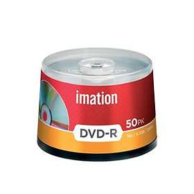 Imation DVD-R 4,7GB 16x 50-pack Spindel