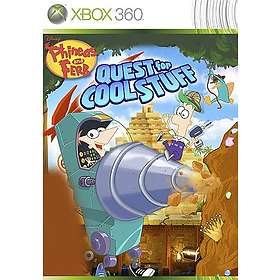 Phineas & Ferb: Quest for Cool Stuff (Xbox 360)