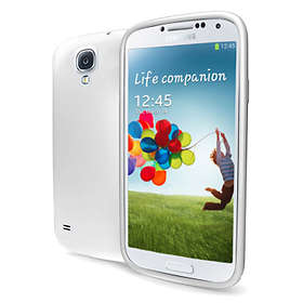Celly Transparent TPU Case for Samsung Galaxy S4