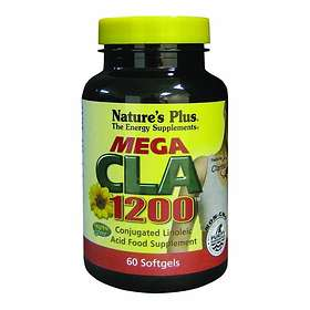 Nature's Plus Mega CLA 1200 60 Capsules