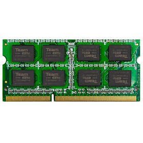 Team Group Elite SO-DIMM DDR3 1600MHz 4GB (TED34G1600C11-S01)