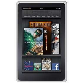 Amzer Silicone Skin Jelly Case for Kindle Fire