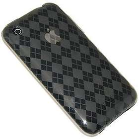 Amzer Luxe Argyle Skin Case for iPhone 3G/3GS