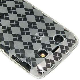 Amzer Luxe Argyle Skin Case for BlackBerry Bold 9700