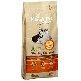 Planet Pet Dog Active Chicken & Rice 15kg