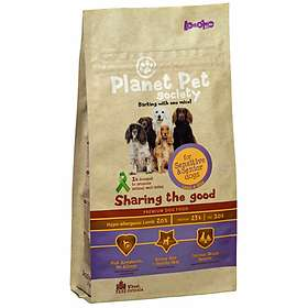 Planet Pet Dog Senior Sensitive Lamb & Rice 15kg