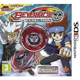 Beyblade Evolution - Wing Pegasus Edition (3DS)