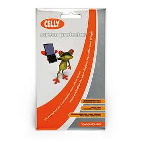 Celly Transparent Screen protector for Samsung Wave