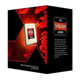 AMD FX-Series FX-9590 4.7GHz Socket AM3+ Box without Cooler