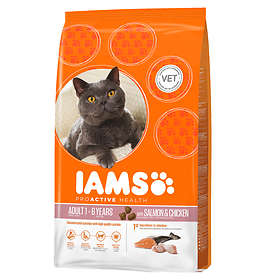 Iams ProActive Cat Adult Salmon & Chicken 3kg