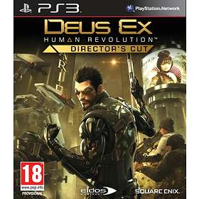 Deus Ex: Human Revolution - Director's Cut Edition (PS3)