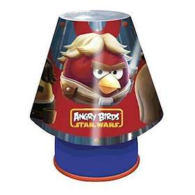 Spearmark Angry Birds Star Wars Bedside Lamp