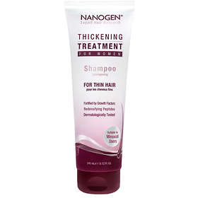 Nanogen Thickening Treatment Shampoo for Women 240ml