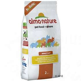 Almo Nature Cat Holistic Adult Chicken & Rice 2kg