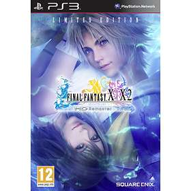 Final Fantasy X / X-2 HD Remaster - Limited Edition (PS3)