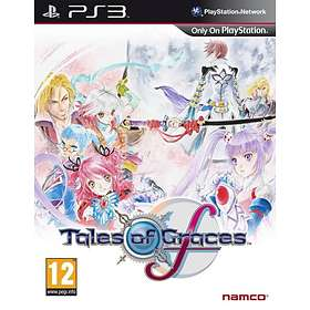 Tales of Graces F - Special Edition (PS3)