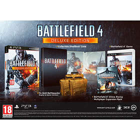 Battlefield 4 - Deluxe Edition (PS3)