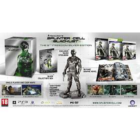 Tom Clancy's Splinter Cell: Blacklist - 5th Freedom Silver Edition (PS3)