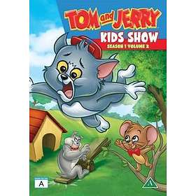 Tom & Jerry Show - Säsong 1 Volym 2