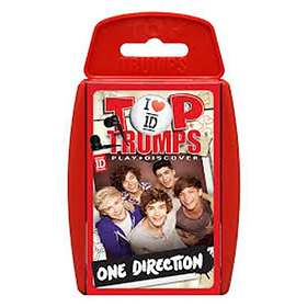 Top Trumps One Direction The Journey So Far
