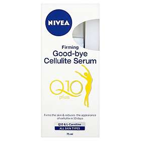 Nivea Q10 Plus Goodbye Cellulite Firming Body Serum 75ml