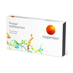 CooperVision Proclear Toric XR (3-pack)