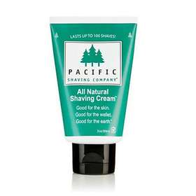 Pacific Shaving Company All Natural Cream 89ml