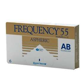 CooperVision Frequency 55 Aspheric (3-pack)