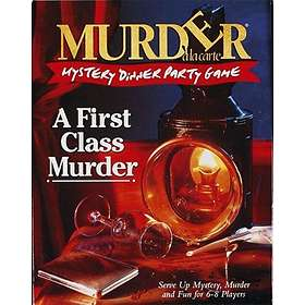Paul Lamond Games Murder A La Carte: A First Class Murder