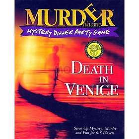 Paul Lamond Games Murder A La Carte: Death In Venice