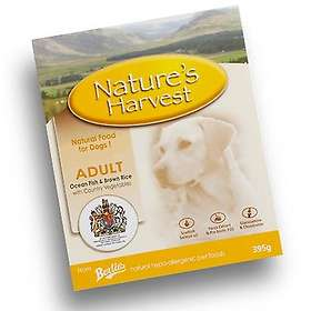 Natures Harvest Adult Ocean Fish & Brown Rice 0.395kg