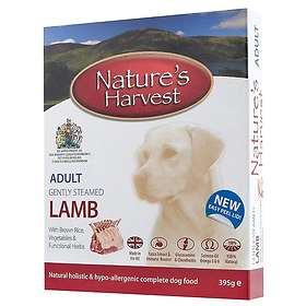 Natures Harvest Adult Lamb & Brown Rice 0.395kg