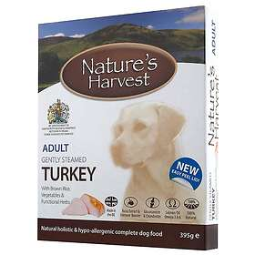 Natures Harvest Adult Turkey & Brown Rice 0.395kg