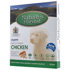 Natures Harvest Puppy Chicken & Brown Rice 0.395kg