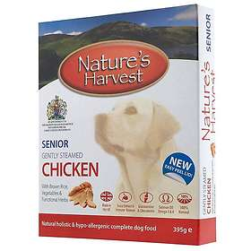 Natures Harvest Senior Chicken & Brown Rice 0.395kg