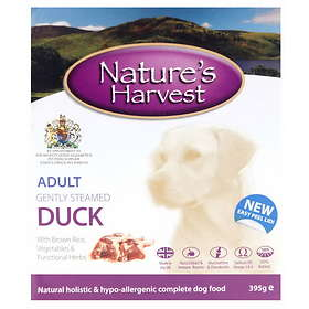 Natures Harvest Adult Duck & Brown Rice 10x0.395kg