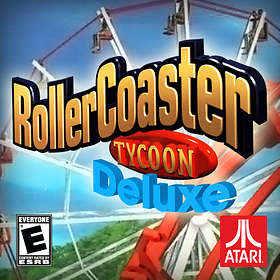 RollerCoaster Tycoon - Deluxe Edition (PC)