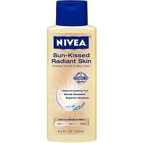 Nivea Sun-Kissed Radiant Skin Medium/Dark 250ml