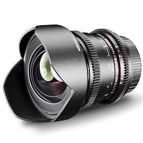 Walimex Pro 14/3.1 VDSLR for Canon