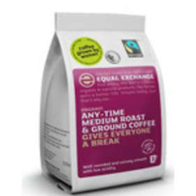 Equal Exchange Organic Medium Roast 0.227kg