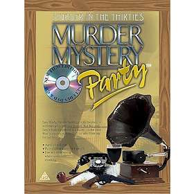 BV Leisure Murder Mystery Party: In The Thirties