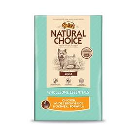 Nutro Dog Natural Choice Adult Chicken, Brown Rice & Oatmeal 13.61kg