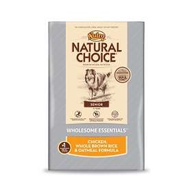 Nutro Dog Natural Choice Senior Chicken, Rice & Oatmeal 2.27kg