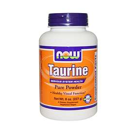 Now Foods Taurine 0.23kg